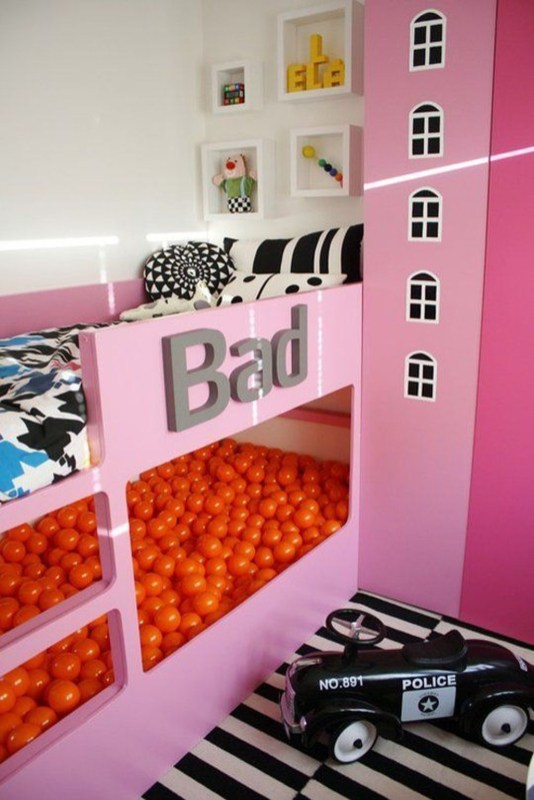 Cool Ikea Kura Beds Ideas For Your Kids Rooms 20