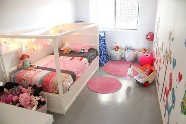 Cool Ikea Kura Beds Ideas For Your Kids Rooms 27