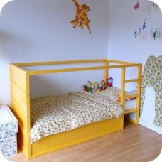 Cool Ikea Kura Beds Ideas For Your Kids Rooms 31