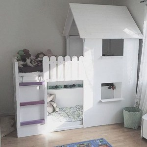 Cool Ikea Kura Beds Ideas For Your Kids Rooms 46