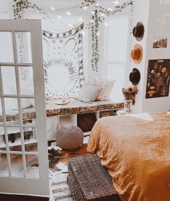 Cozy Fall Bedroom Decoration Ideas 09