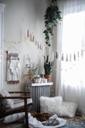 Cozy Fall Bedroom Decoration Ideas 19