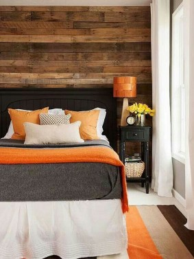Cozy Fall Bedroom Decoration Ideas 25