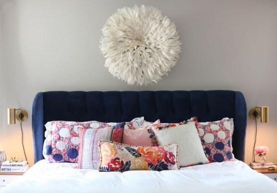 Cozy Fall Bedroom Decoration Ideas 42