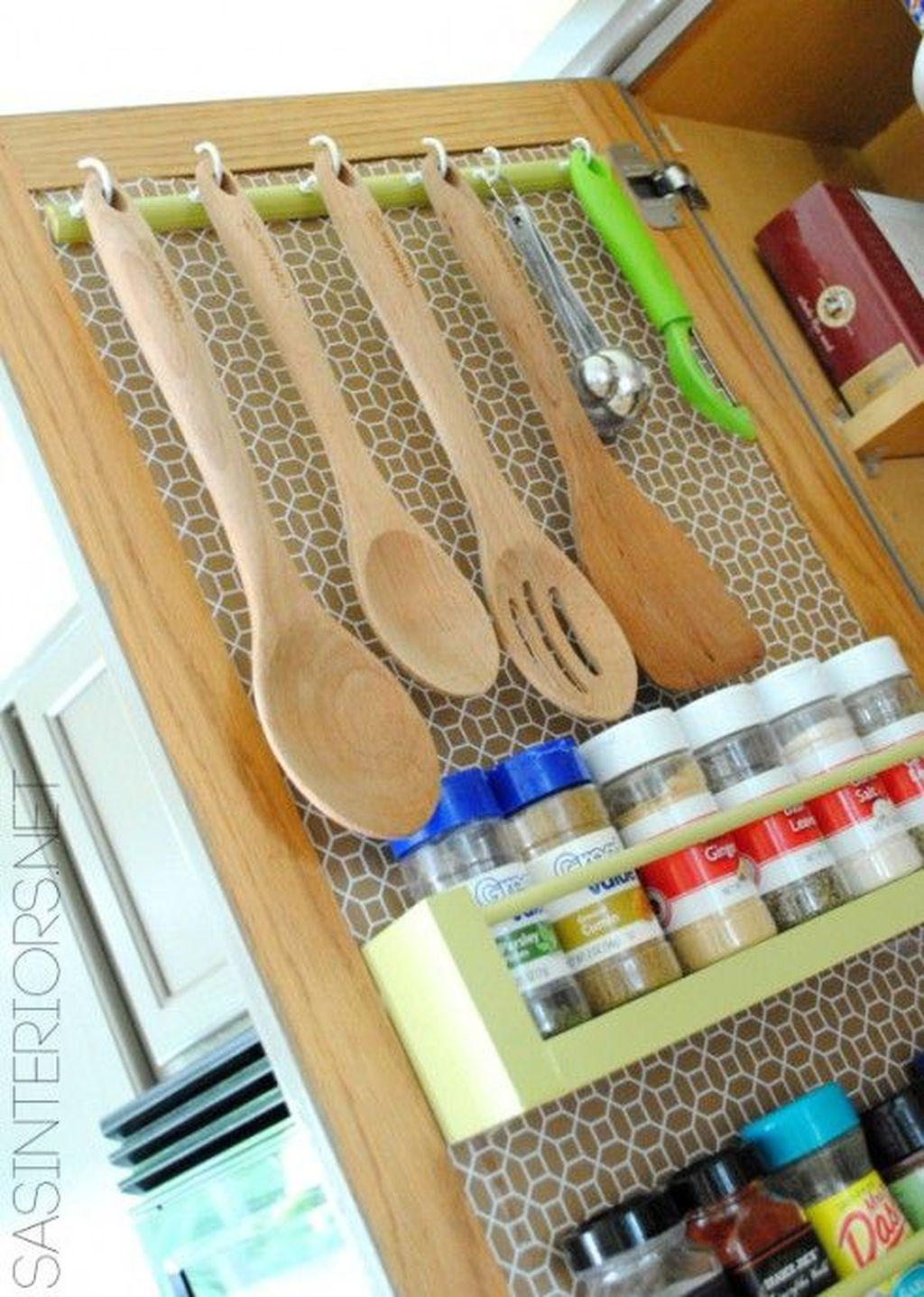 Creative But Simple DIY Camper Storage Ideas 05