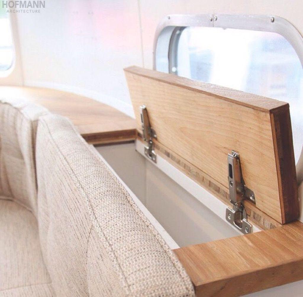 Creative But Simple DIY Camper Storage Ideas 21