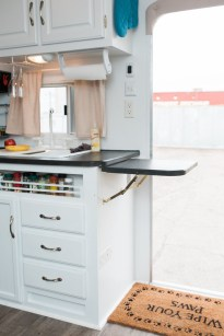 Creative But Simple DIY Camper Storage Ideas 29