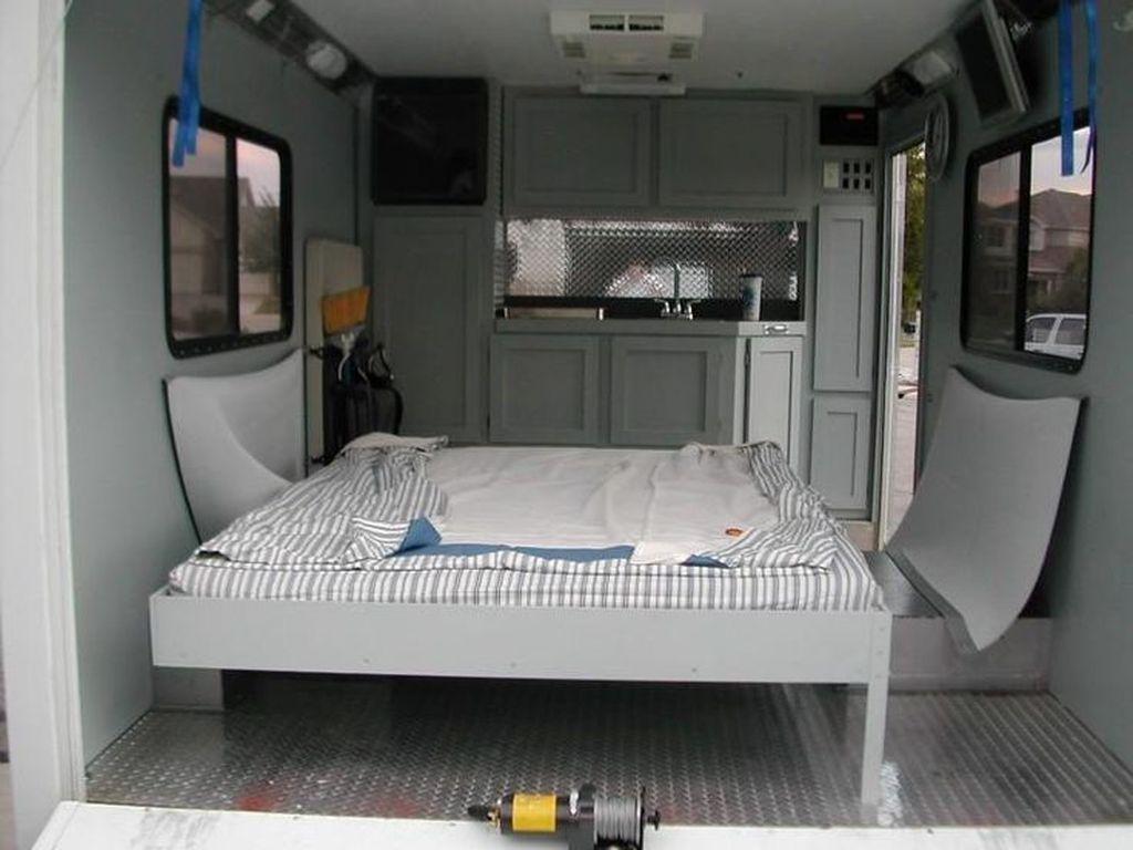 Creative But Simple DIY Camper Storage Ideas 35