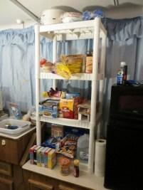 Creative But Simple DIY Camper Storage Ideas 37