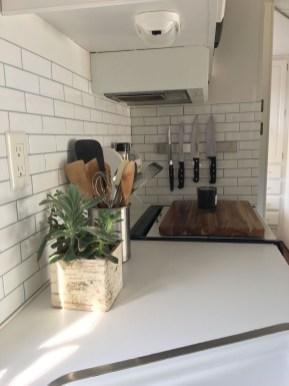 Creative But Simple DIY Camper Storage Ideas 43