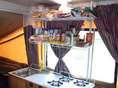 Creative But Simple DIY Camper Storage Ideas 45