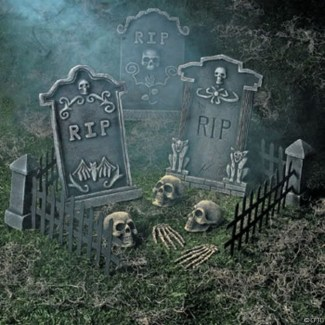 Elegant Outdoor Halloween Decoration Ideas 18