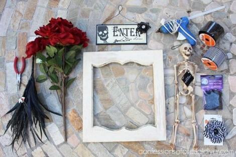 Fabulous Halloween Decoration Ideas For Your Kitchen 04