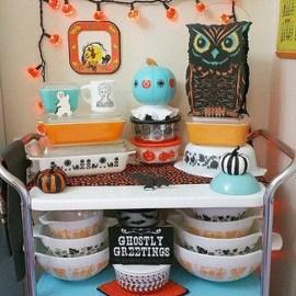 Fabulous Halloween Decoration Ideas For Your Kitchen 25