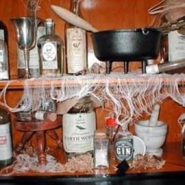 Fabulous Halloween Decoration Ideas For Your Kitchen 29
