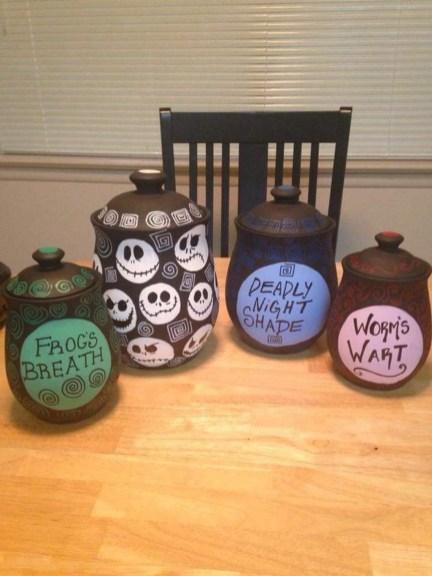 Fabulous Halloween Decoration Ideas For Your Kitchen 43