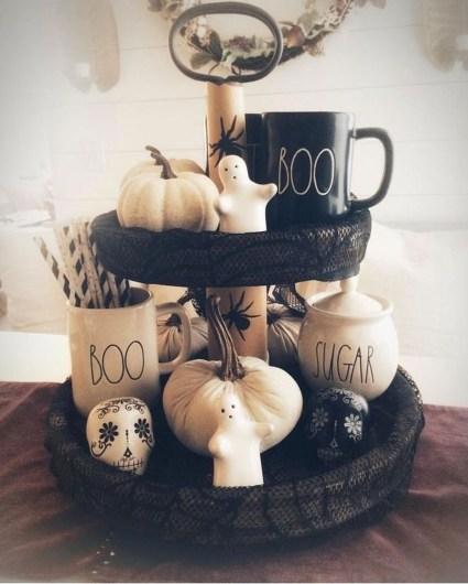 Fabulous Halloween Decoration Ideas For Your Kitchen 45