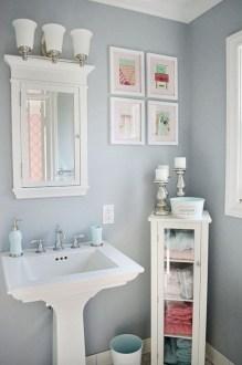 Incredible Bathroom Cabinet Paint Color Ideas 05