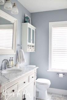 Incredible Bathroom Cabinet Paint Color Ideas 07