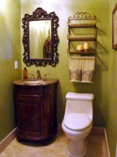 Incredible Bathroom Cabinet Paint Color Ideas 19