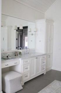 Incredible Bathroom Cabinet Paint Color Ideas 22