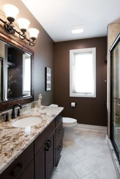 Incredible Bathroom Cabinet Paint Color Ideas 26