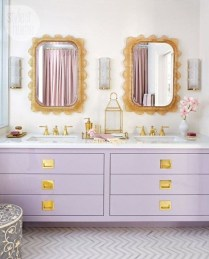 Incredible Bathroom Cabinet Paint Color Ideas 28