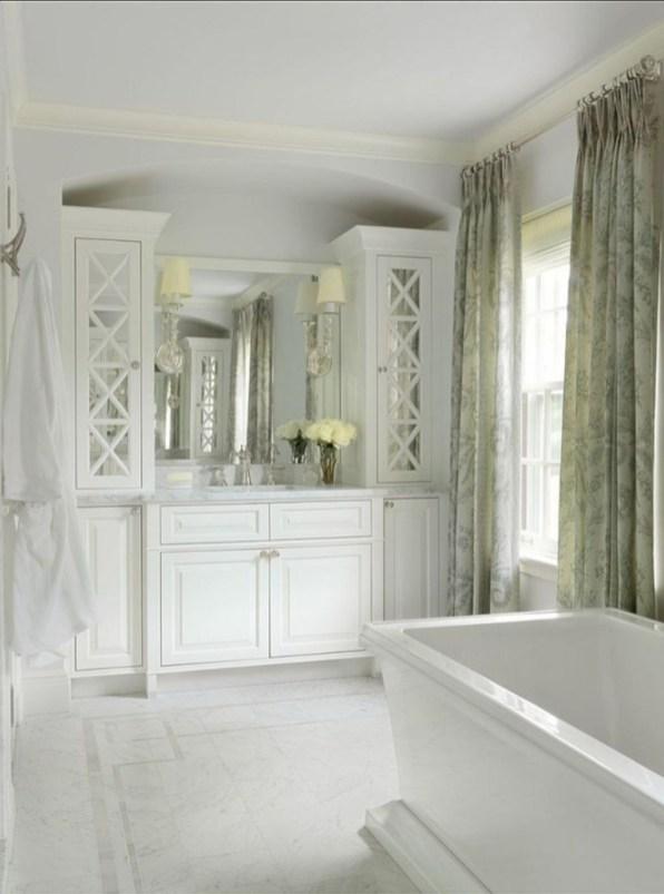 Incredible Bathroom Cabinet Paint Color Ideas 46