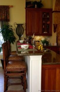 Luxury Tuscan Kitchen Design Ideas 33