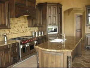 Luxury Tuscan Kitchen Design Ideas 41