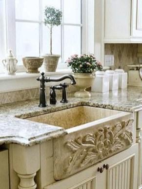 Luxury Tuscan Kitchen Design Ideas 48