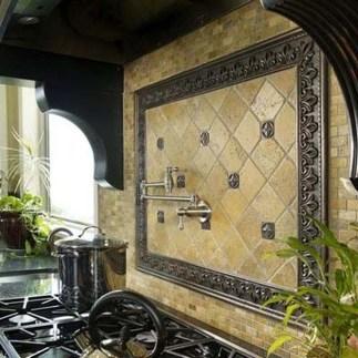 Luxury Tuscan Kitchen Design Ideas 54