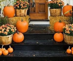 Marvelous DIY Home Decor For A Festive Fall 42
