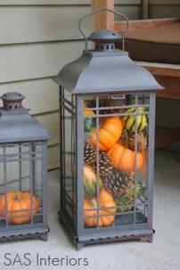 Marvelous DIY Home Decor For A Festive Fall 48