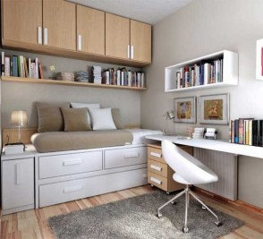 Modern Small Bedroom Design Ideas For Home 29
