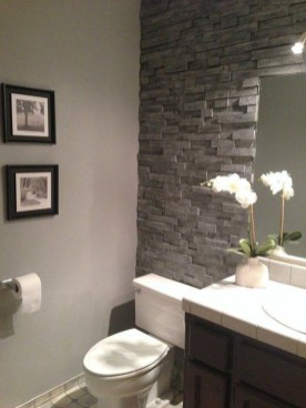 Outstanding DIY Bathroom Makeover Ideas On A Budget 17