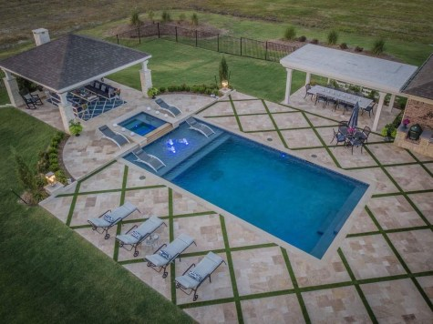 Popular Small Swimming Pool Design On A Budget 15