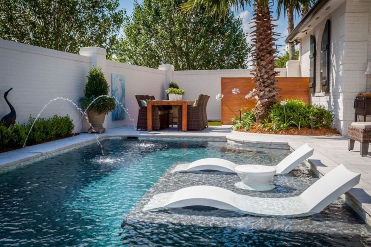 Popular Small Swimming Pool Design On A Budget 50