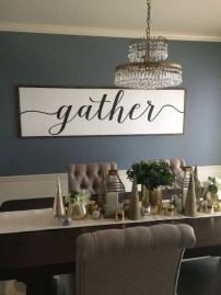 Stunning Living Room Wall Decoration Ideas 14