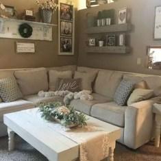 Stunning Living Room Wall Decoration Ideas 50