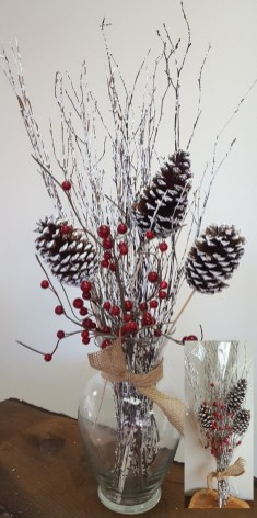 Super Easy DIY Christmas Decor Ideas For This Year 58