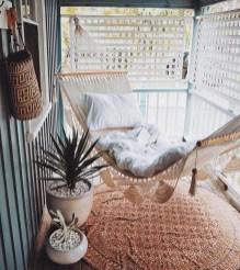 Unique Apartment Small Porch Decorating Ideas 21