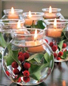 Amazing Christmas Centerpieces Decoration Ideas 29