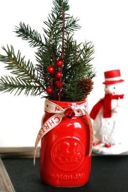 Amazing Christmas Centerpieces Decoration Ideas 35