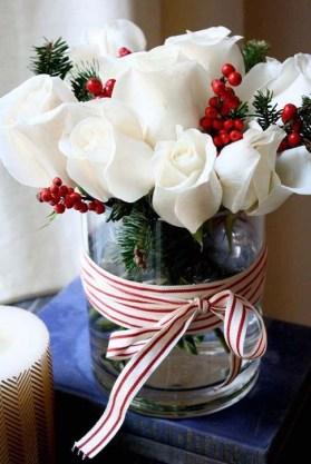 Amazing Christmas Centerpieces Decoration Ideas 53