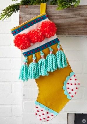 Beautiful Vintage Christmas Decoration Ideas 17