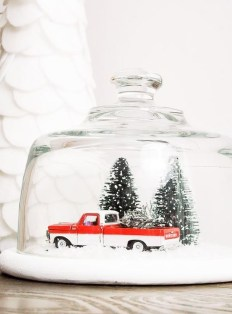 Beautiful Vintage Christmas Decoration Ideas 22