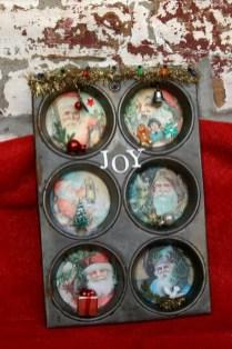 Beautiful Vintage Christmas Decoration Ideas 23