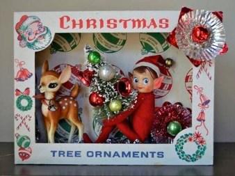Beautiful Vintage Christmas Decoration Ideas 41