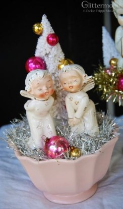 Beautiful Vintage Christmas Decoration Ideas 46